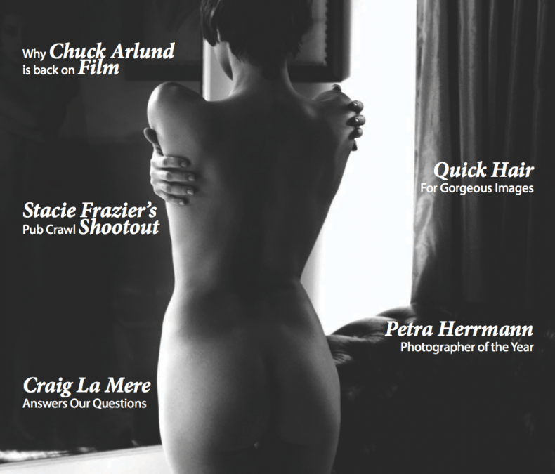 Hot off the Press: Rebel & Romance Boudoir Photography featured in Philosophie Boudoir Magazine
