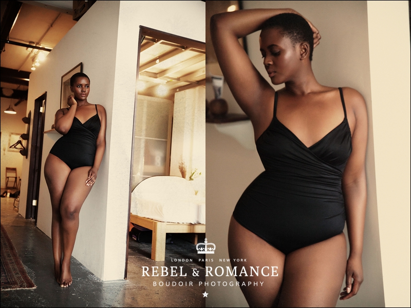 NYC Plus Size Boudoir Photographer Rebel and Romance_0012