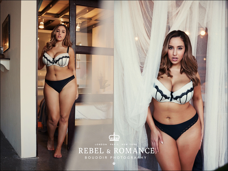Rebel & Romance Boudoir Photography Plus Size NYC_0005