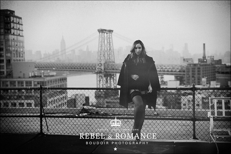 Rebel & Romance Boudoir Photography Plus Size NYC_0012