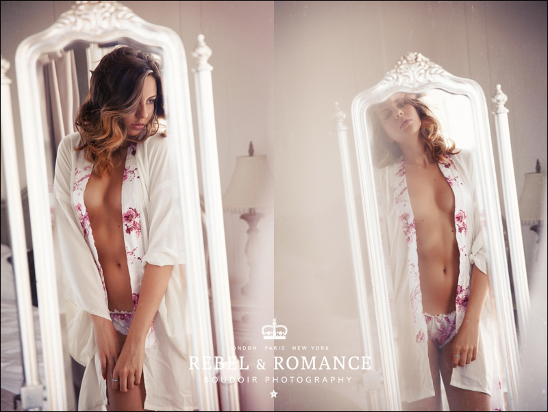 Rebel & Romance London Boudoir Photography Lingerie_0008