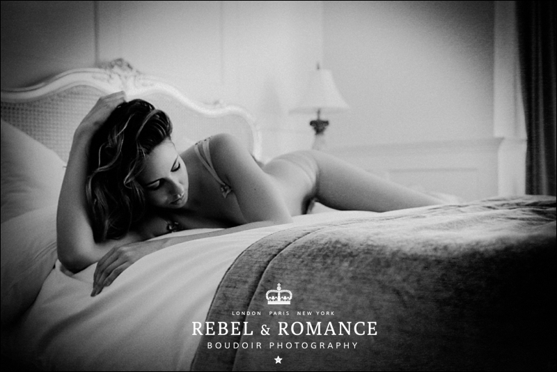 Rebel & Romance London Boudoir Photography Lingerie_0009