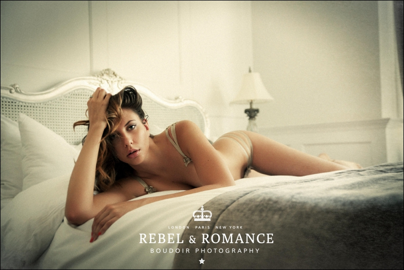 Rebel & Romance London Boudoir Photography Lingerie_0010