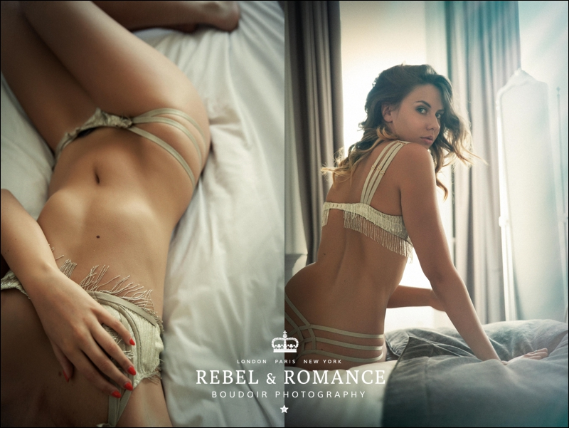 Rebel & Romance London Boudoir Photography Lingerie_0011