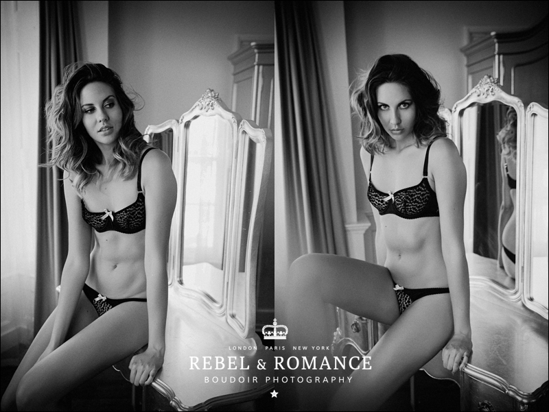 Rebel & Romance London Boudoir Photography Lingerie_0017