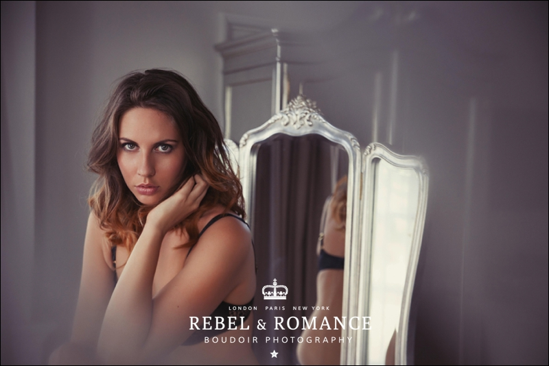 Rebel & Romance London Boudoir Photography Lingerie_0018