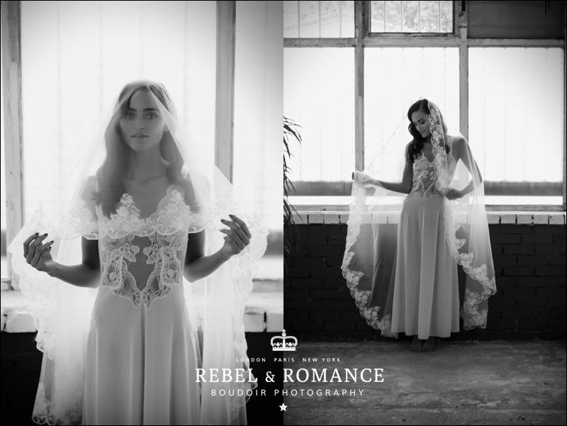 Bridal Boudoir Rebel & Romance London_0004