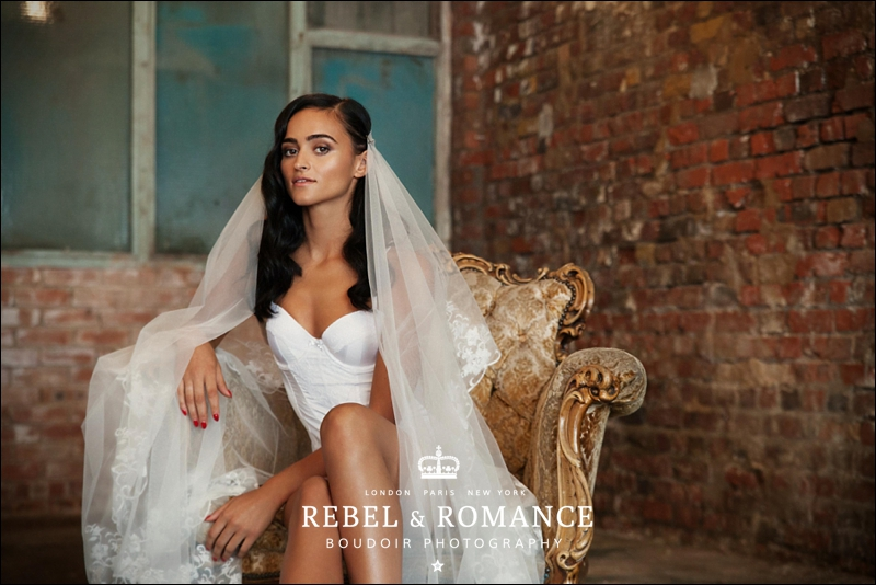 Bridal Boudoir Rebel & Romance London_0008
