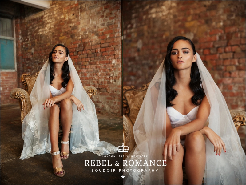Bridal Boudoir Rebel & Romance London_0009