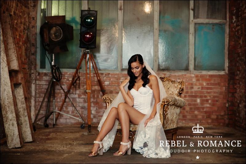 Bridal Boudoir Rebel & Romance London_0010
