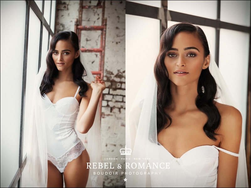 Bridal Boudoir Rebel & Romance London_0012