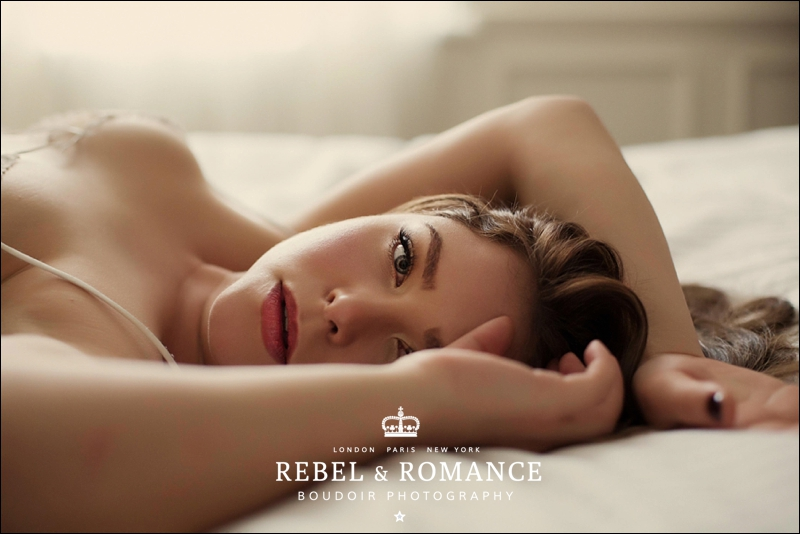 Rebel & Romance London Boudoir Photography Valentine's Day_0022