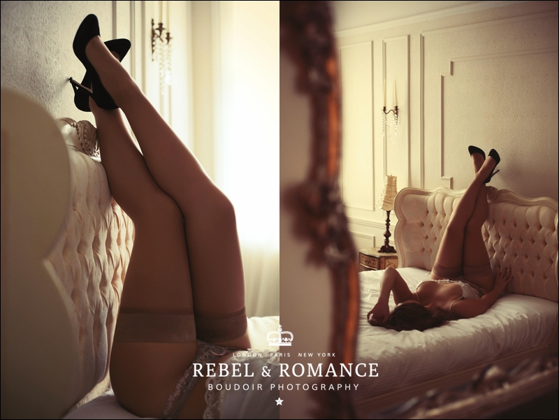 Rebel & Romance London Boudoir Photography Valentine's Day_0023