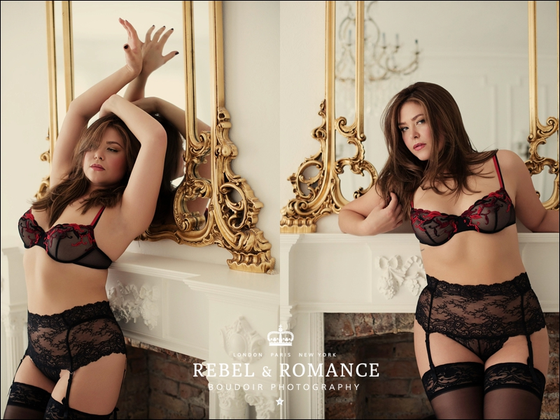 Rebel & Romance London Boudoir Photography Valentine's Day_0031