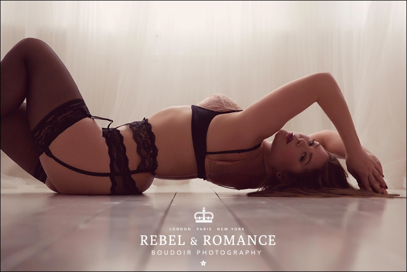 Rebel & Romance London Boudoir Photography Valentine's Day_0036