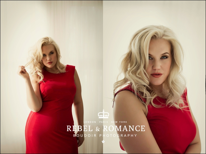 Kate Rebel & Romance London Plus Size Boudoir Photography_0029