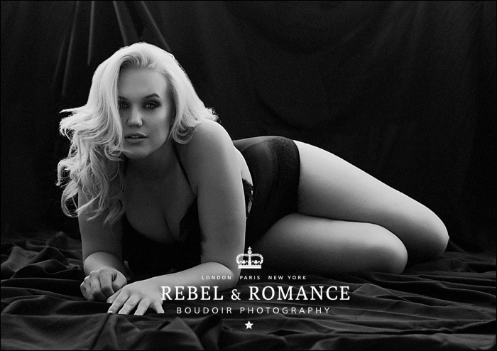 Kate Rebel & Romance London Plus Size Boudoir Photography_0038