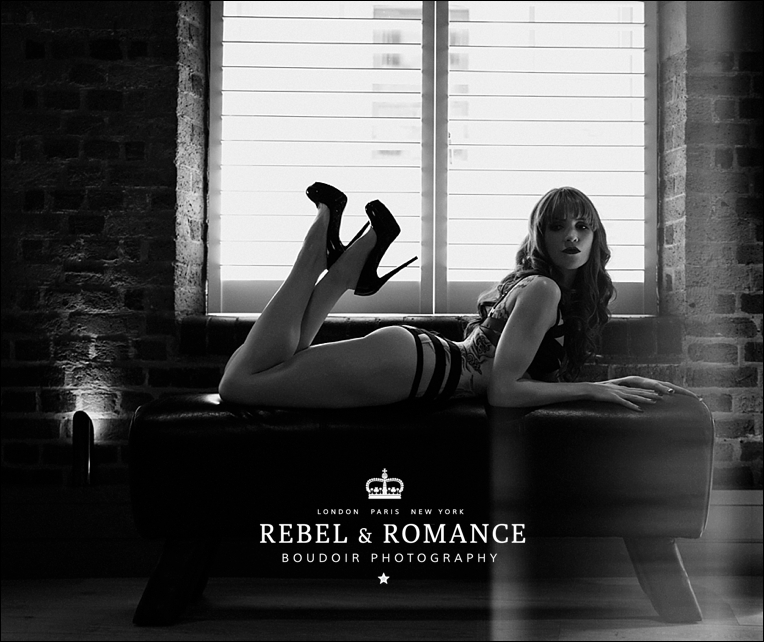 Frosted Light Bulbs >> Paradise Lost: an edgy boudoir photography shoot in Little Italy, London - Rebel & Romance ...