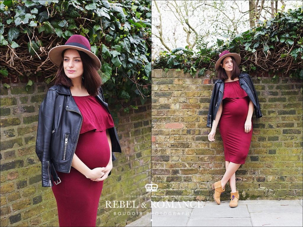 cute pregnancy outfit london