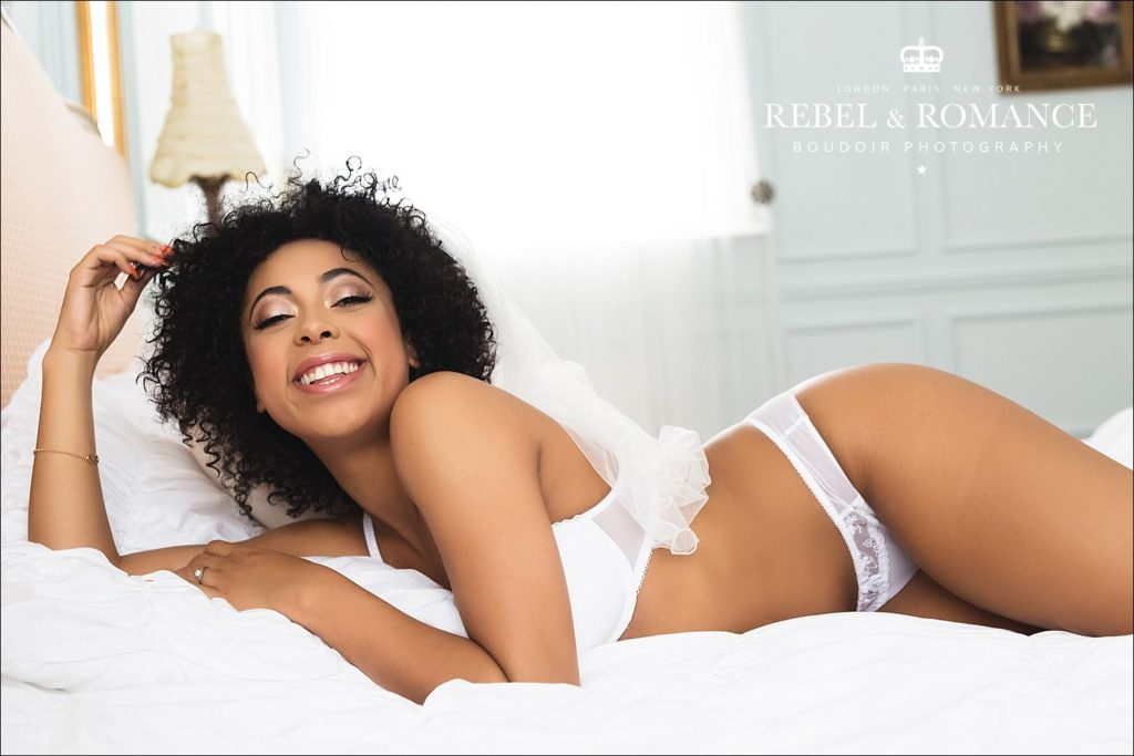 bridal boudoir photography london