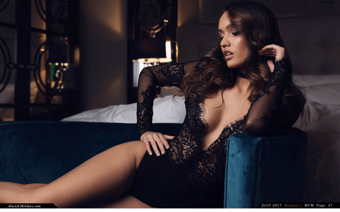 "Hot off the Press: MFM Boudoir Diaries, ""Visionary Issue"" Vol. 7"