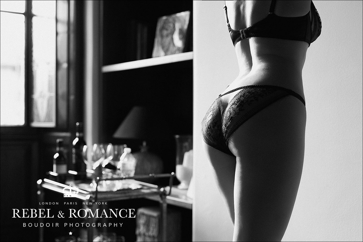 A Luxury Boudoir Photoshoot for your Curves | Dallas